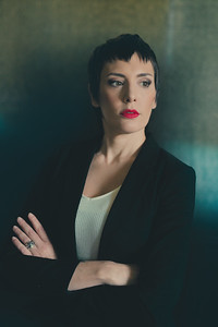 Professional Women's Headshot