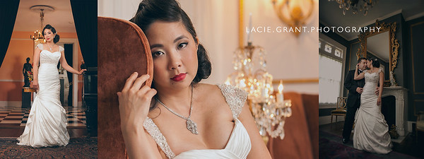 1920's Inspired Post Portrait Session