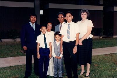 My Grandparent's 50th wedding anniversery.