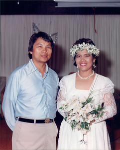 Dad & Auntie Sianing