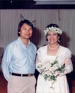 Dad & Auntie Sianing