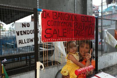 NO VENDORS ALLOWED - Lapulapu, Philippines