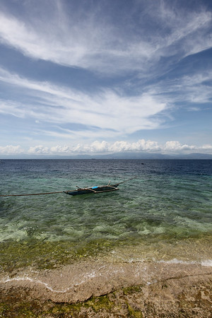 BOAT - Moal Boal, Philippines   Unedited.