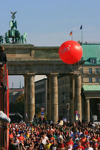 BERLIN MARATHON 2008 - Berlin, Germany