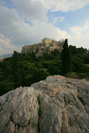 ATHENS, GREECE - Unedited