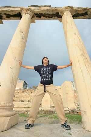 SAMSON IMPRESSION - Athens, Greece  Unedited.