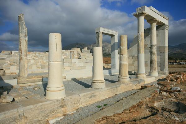 Naxos, Greece - Unedited.