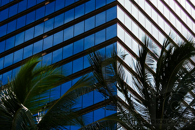 GLASS AND GREEN - Honolulu, Hawai'i, USA