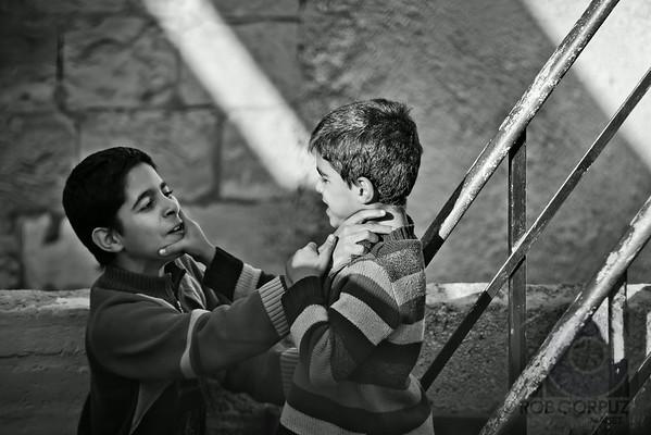 BROTHERLY LOVE - Jerusalem, Israel