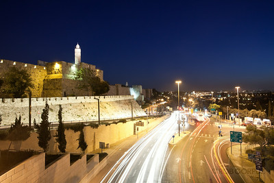 ANCIENT & MODERN - Jerusalem, Israel
