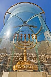 MENORAH - Jerusalem, Israel