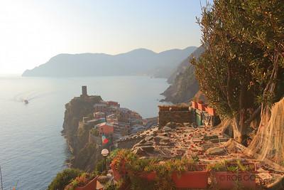 Vernazza, Cinque Terre, Italy  Unedited