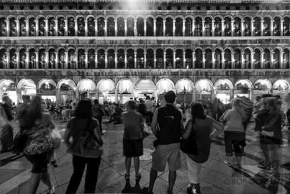 PIAZZA SAN MARCO - Venice, Italy