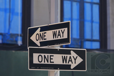 ONE WAYS - New York City, NY, USA