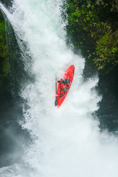 Dropping the Punchbowl.  Columbia River Gorge, OR