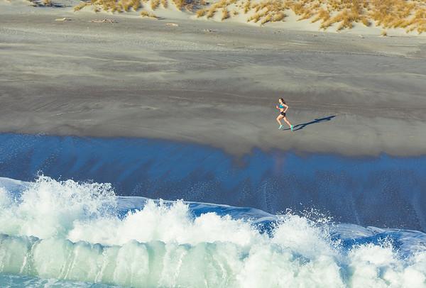 Milford Sound Shore Run - New Zealand