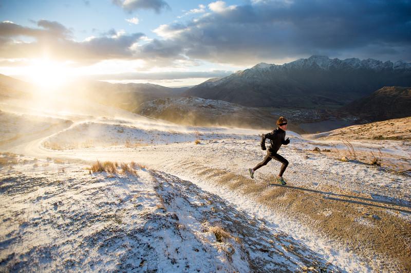 Winter Run - New Zealand