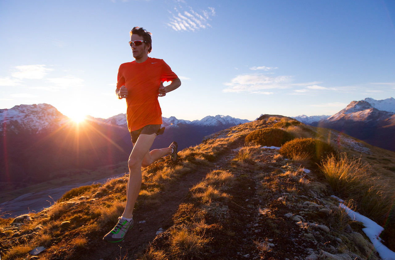 Chasing Light - New Zealand Run