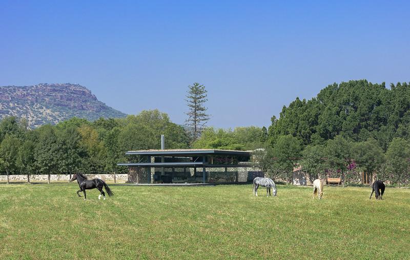 Pabellón Hacienda El Barreno