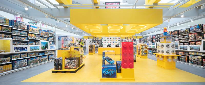 Lego Store, Guadalajara