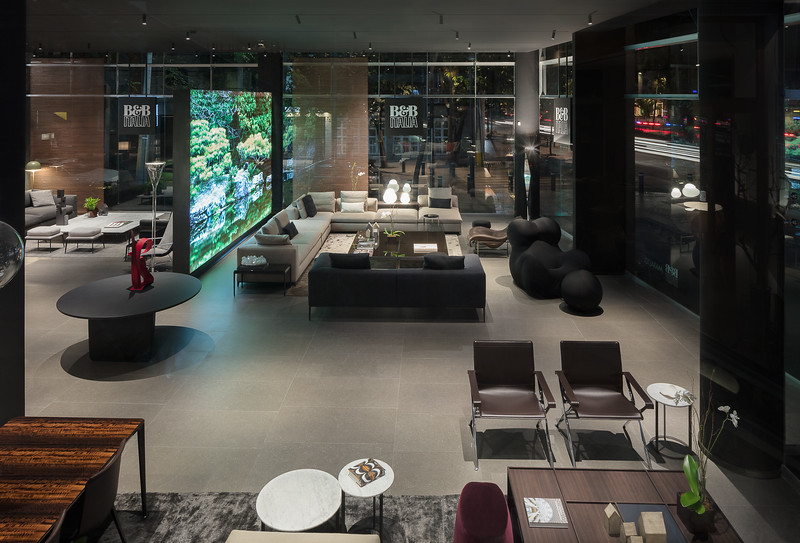 Showroom B&B Italia