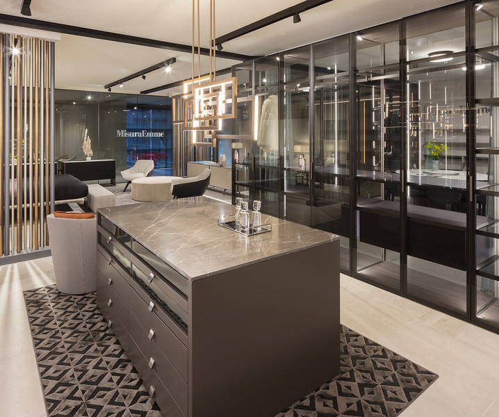 Showroom Benetti