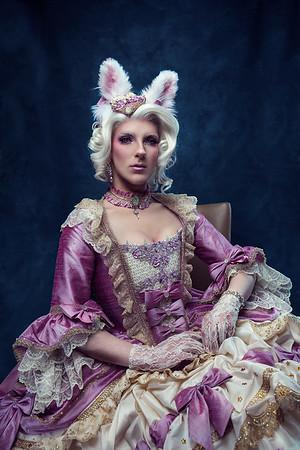 Rococo Bunny