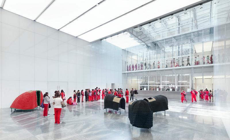 Fotos retocadas Museo Amparo, Puebla, México