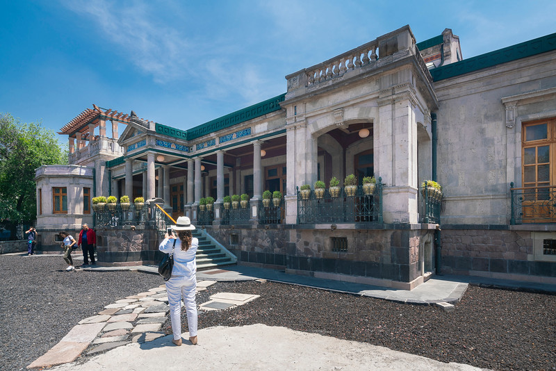 Casa Rivas Mercado,  1898, Open House CDMX 2018.