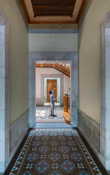 Casa Rivas Mercado,  1898, Open House CDMX 2018.
