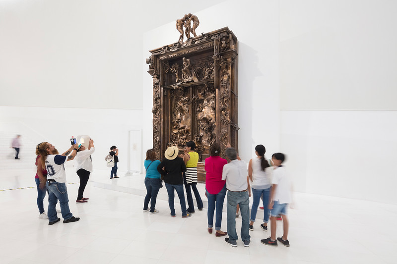Gate of Hell  | Auguste Rodin