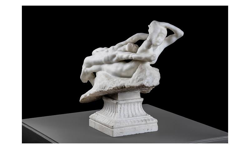 Fugitive Love | Auguste Rodin