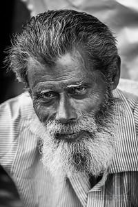 MAN AT KHAN MARKET - Delhi, India