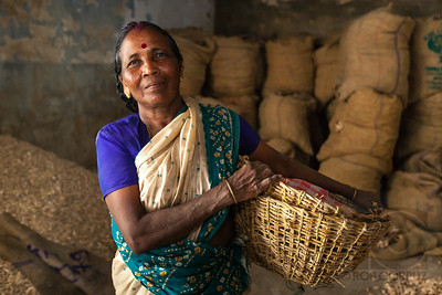 WOMAN - Cochin, India