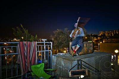 STREET PERFORMER - Jerusalem, Israel