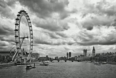THAMES - London, United Kingdom