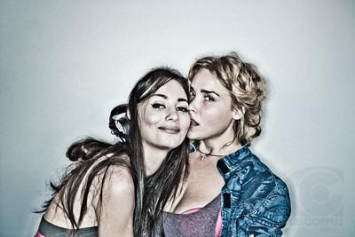 DJ JULIA BELLE & MARY BALAK