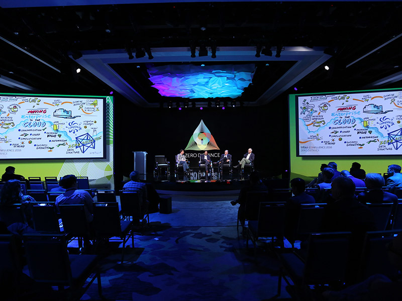 ImageThink Enhances Speakers with Digital Graphic Recording