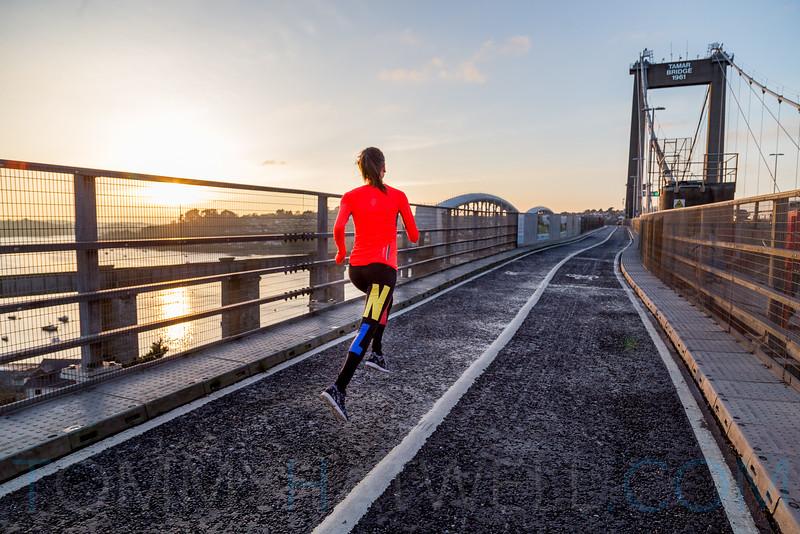 Tamar Bridge Run