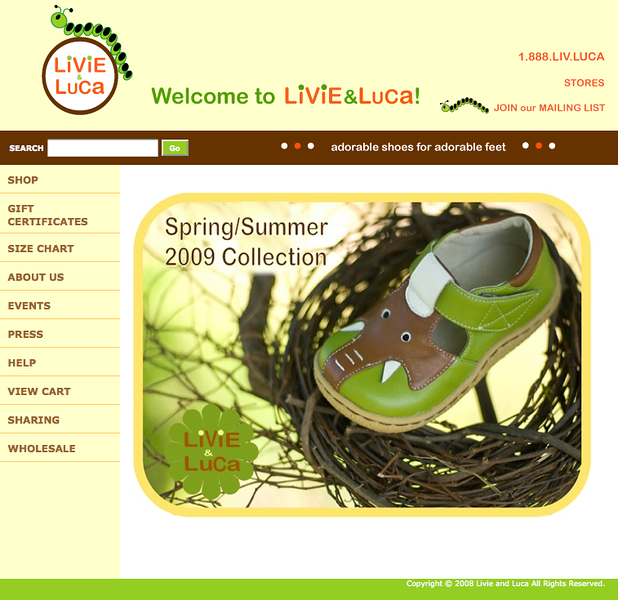 """<a href=""""http://www.livieluca.com"""">http://www.livieluca.com</a>"""
