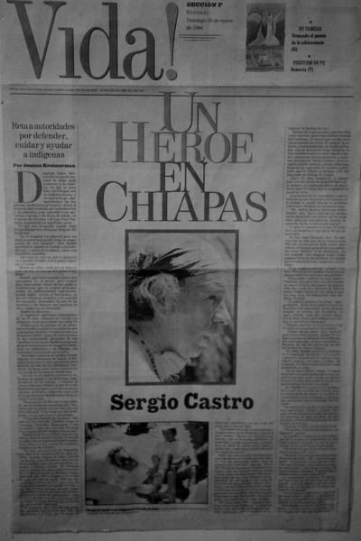 Revue de Presse. Mexique.