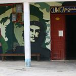 clinique zapatiste / clínica zapatista / Zapatist private clinic / Zapatistenklinik