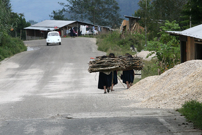 femmes zapatistes.