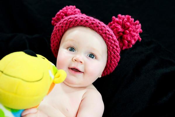 Frances Izabel 6 month-1