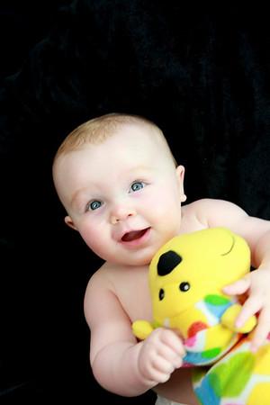 Frances Izabel 6 month-9