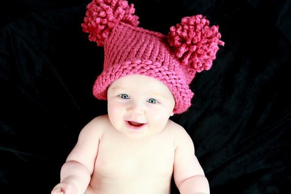 Frances Izabel 6 month-6