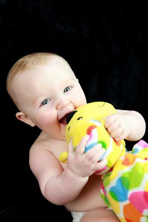 Frances Izabel 6 month-10