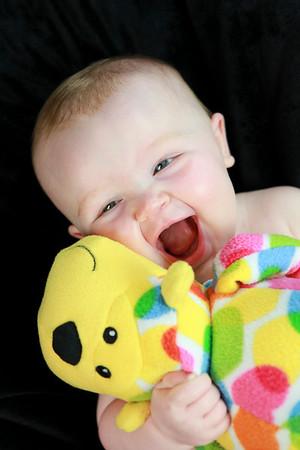 Frances Izabel 6 month-8