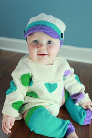 Frances Izabel 6 month-24
