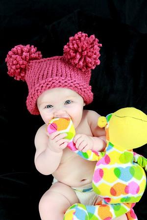 Frances Izabel 6 month-3